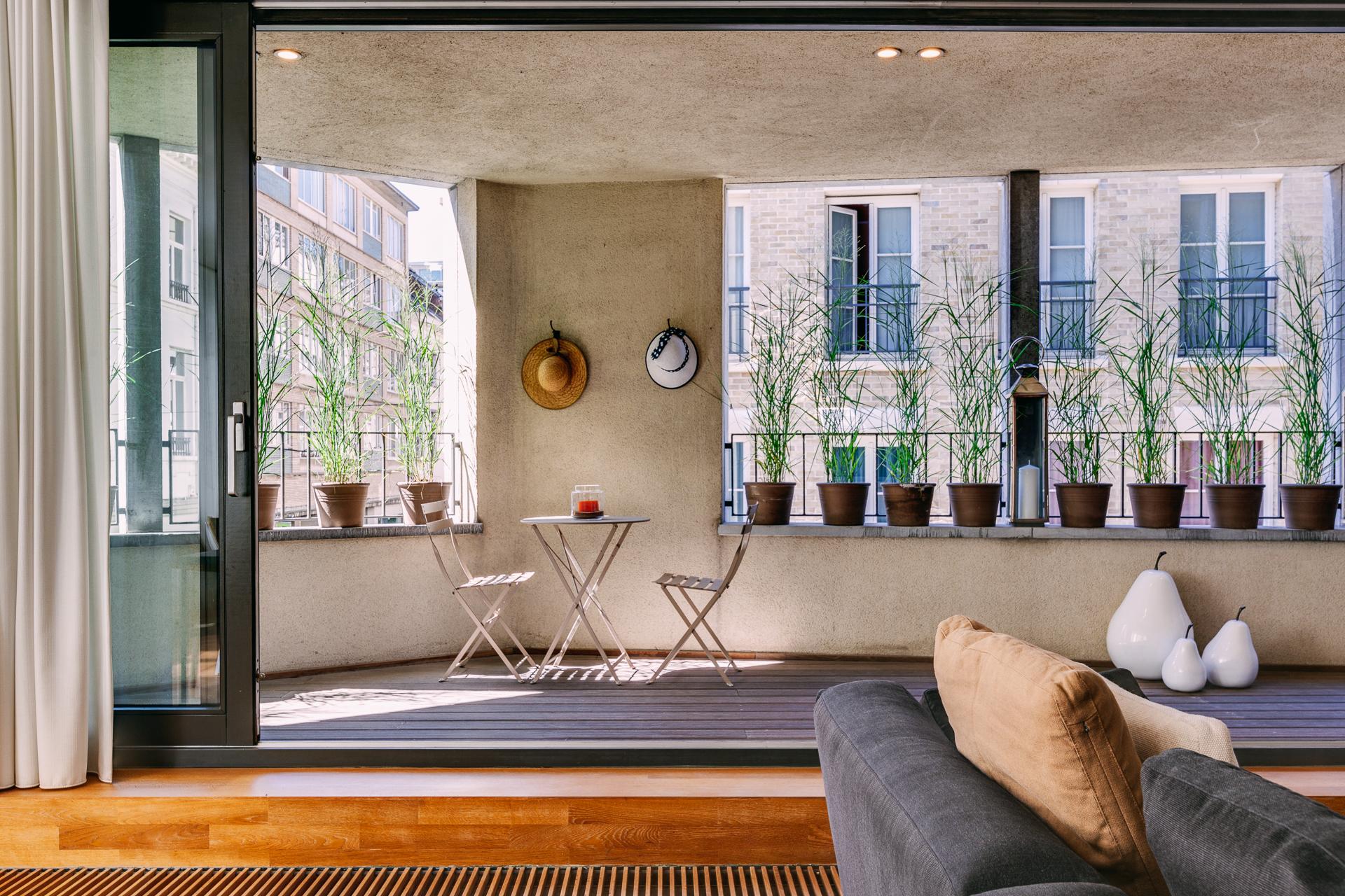 Modern appartement in het centrum van Antwerpen